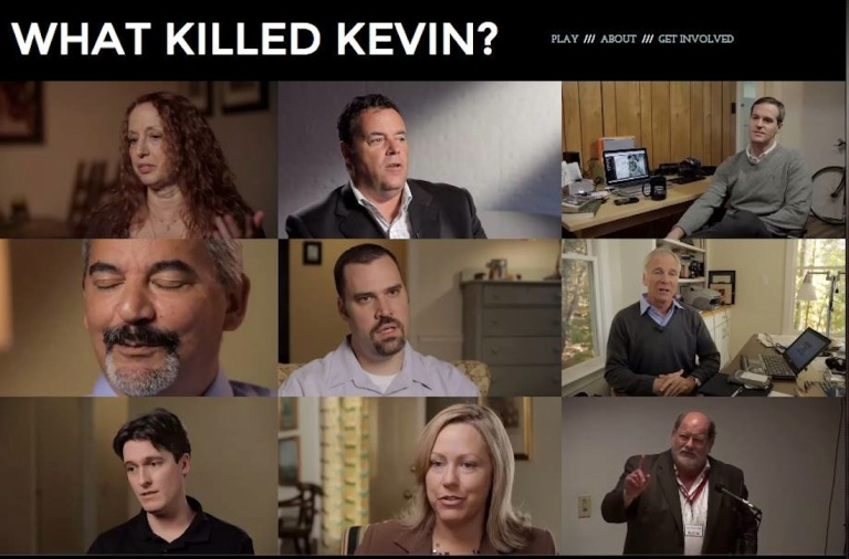 What Killed Kevin documentary by Beverly Peterson